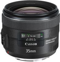Объектив Canon EF 35mm f/2 IS USM оснащен стабилизатором